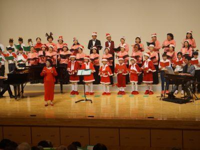 チャリティクリスマスコンサート開催ご案内