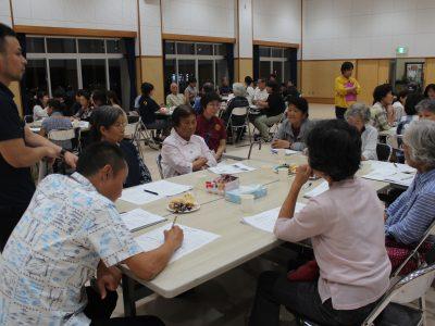 津嘉山地域福祉懇談会を開催しました!